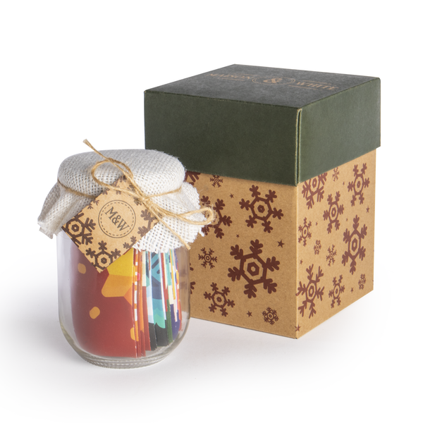 Mindfulness Jar M&W Advent Calendar