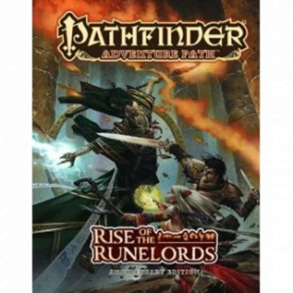 Pathfinder Rise of the Runelords Adventure Path Anniversary Edition