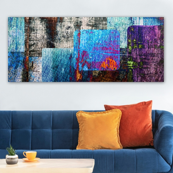 YTY1094252_50120 Multicolor Decorative Canvas Painting