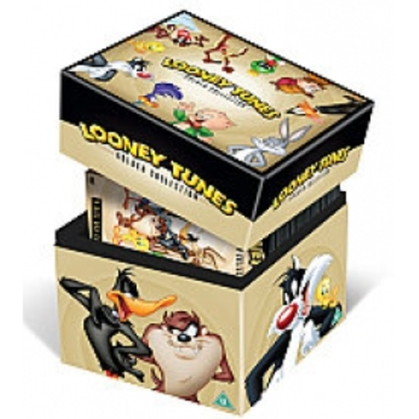 Looney Tunes: Golden Collection DVD
