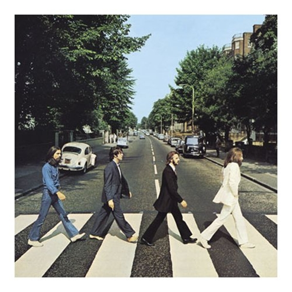 The Beatles - Abbey Road Greetings Card