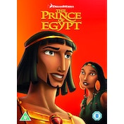 The Prince Of Egypt (2018 Artwork Refresh) DVD