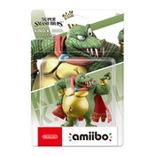King K. Rool Amiibo (Super Smash Bros Ultimate) for Nintendo Switch