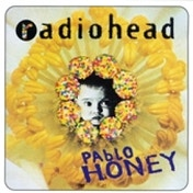 Radiohead Pablo Honey CD
