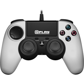 Officially Licensed Wired Controller White for PS4