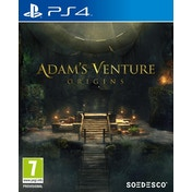 Adam's Venture Origin's PS4 Game
