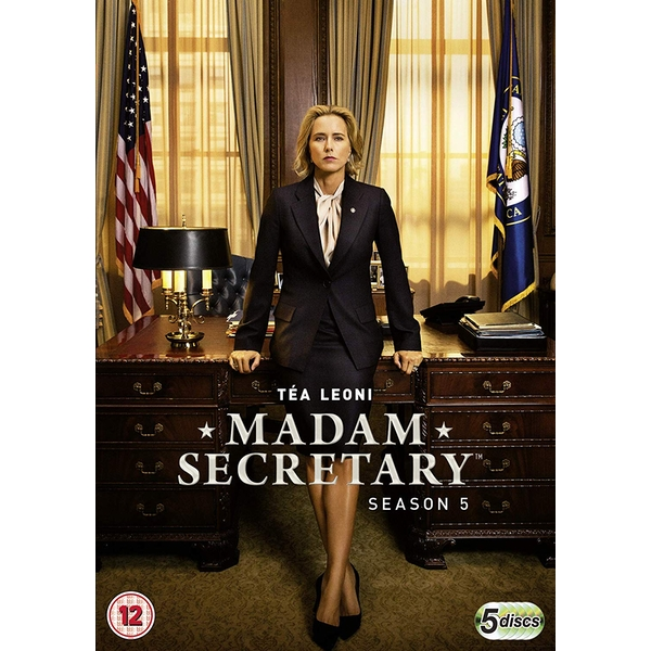 Madam Secretary Season 5 DVD