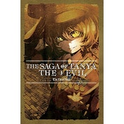 The Saga of Tanya the Evil, Vol. 3 (light novel) Paperback