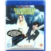 So I Married An Axe Murderer Blu-Ray