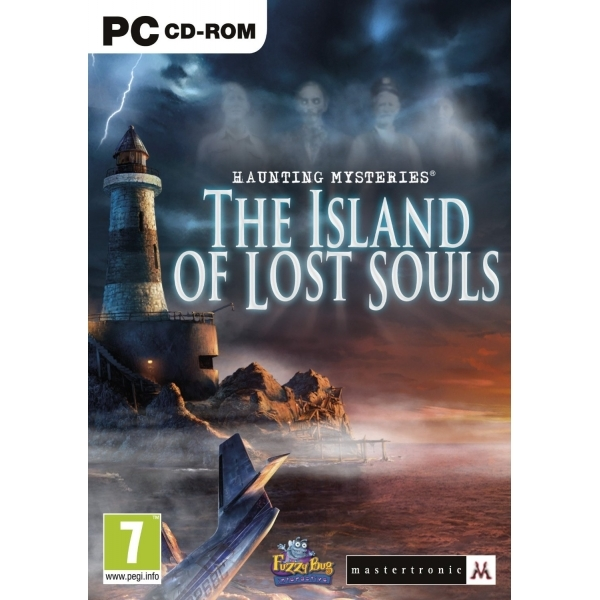 Haunting Mysteries The island of Lost Souls Game PC