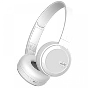 JVC HAS40BTWE Foldable Bluetooth On Ear Headphones White