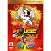 Danger Mouse Quark Games (with Battle Cards) DVD