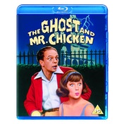 The Ghost and Mr. Chicken Blu-Ray (Region Free)