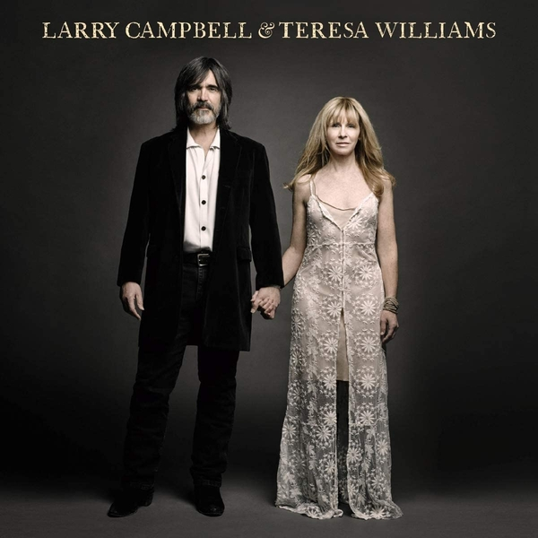 Larry Campbell & Teresa Williams ‎– Larry Campbell & Teresa Williams Vinyl