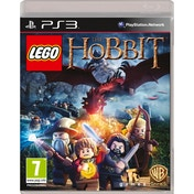 LEGO The Hobbit (with Side Quest Character Pack DLC) PS3 Game