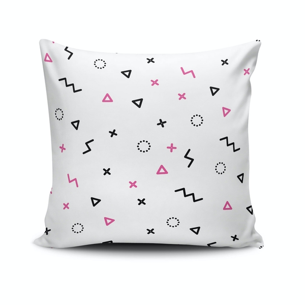 NKLF-282 Multicolor Cushion Cover