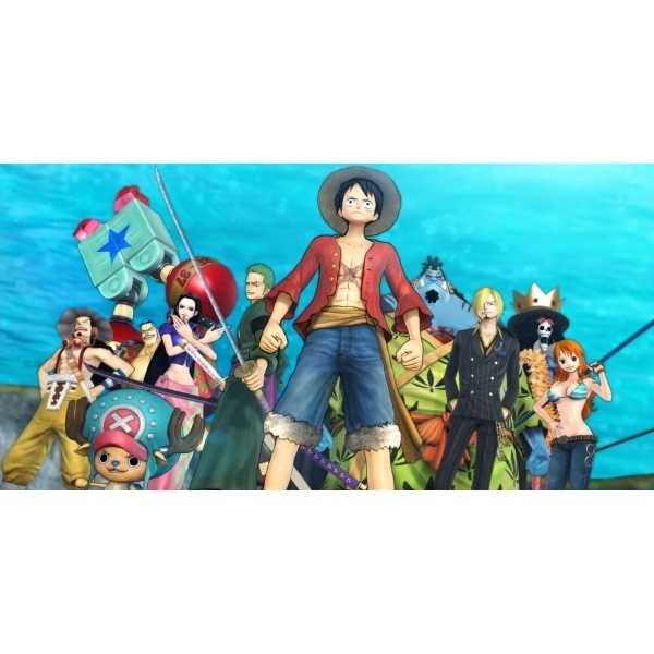 One Piece Pirate Warriors 3 PS4 Game (#)