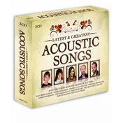 Latest And Greatest Acoustic Songs - Various Artists CD