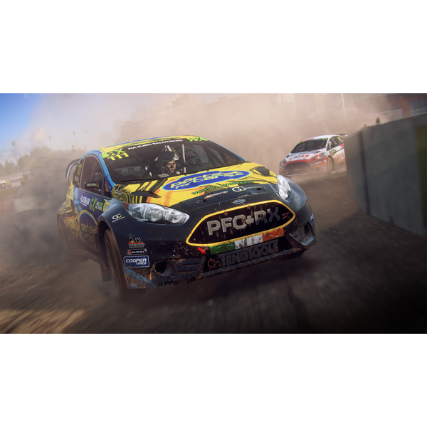 dirt rally 2 0 day one edition ps4 game. Black Bedroom Furniture Sets. Home Design Ideas