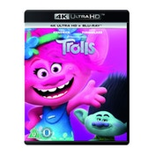 Trolls (2018 Artwork Refresh) 4K UHD Blu-Ray