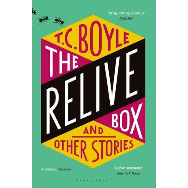 The Relive Box and Other Stories  Paperback / softback 2018