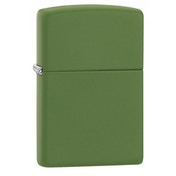 Zippo Moss Green Matte Windproof Lighter