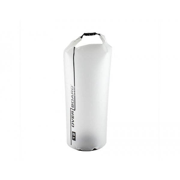 Overboard Pro-Light Waterproof Clear Dry Tube Bag - 12 litres ... 309bfe9747