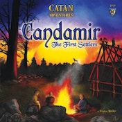 Catan Adventures Candamir The First Settlers