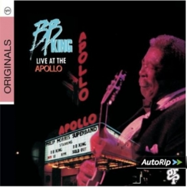 B.B. King - Live At The Apollo CD