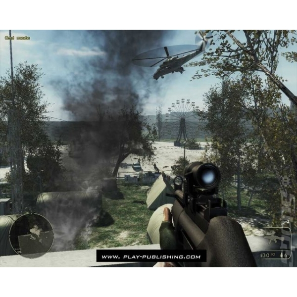 Chernobyl Terrorist Attack PC Game - Image 2