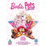 The Barbie Pets Collection DVD