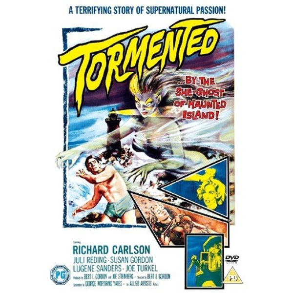 Tormented 1960 DVD