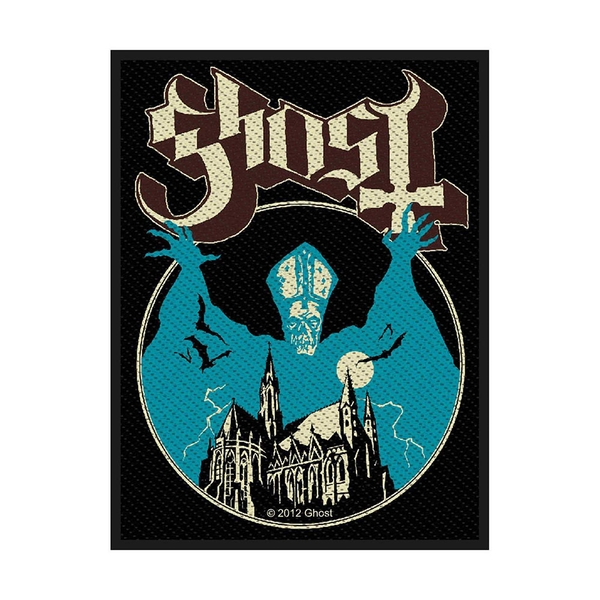 Ghost - Opus Eponymous Standard Patch