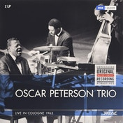 Oscar Peterson Trio - Live In Cologne 1963 Vinyl
