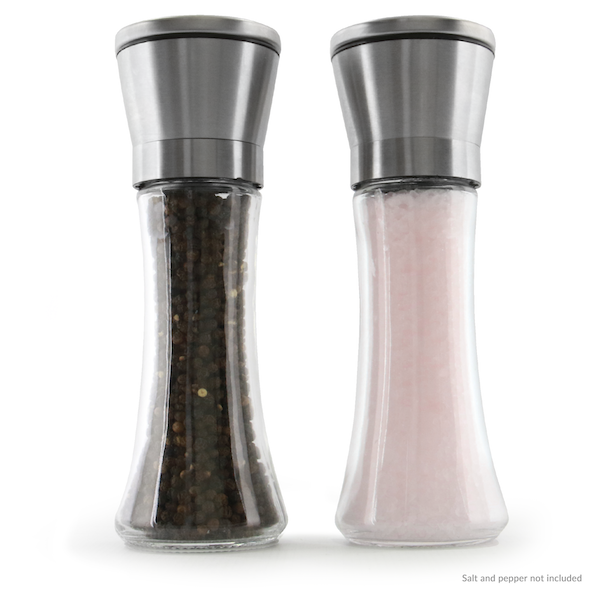 Salt and Pepper Grinders Only £7.99