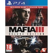 Mafia III PS4 Deluxe Edition Game