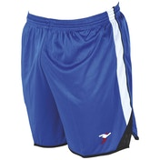 Precision Roma Shorts Junior Royal/White/Black -  S Junior 22-24""