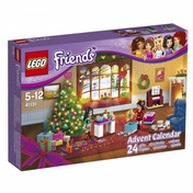Ex-Display Lego Friends Advent Calendar 41131