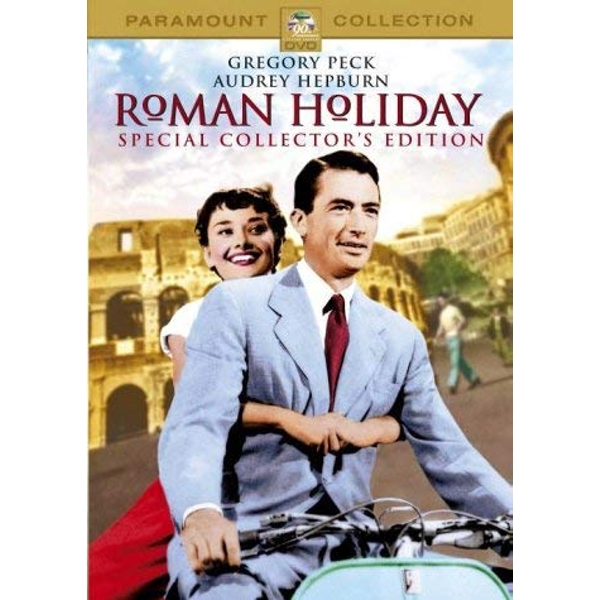 Roman Holiday DVD