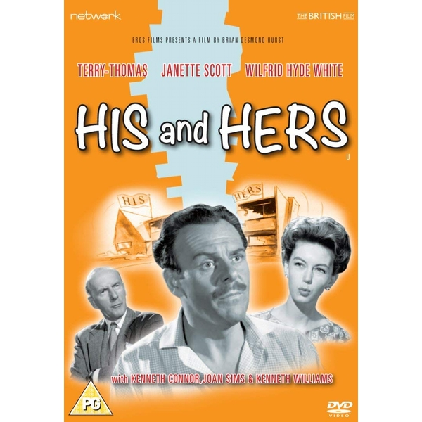His And Hers Blu-Ray