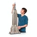 Wrebbit 3D Empire State Building Jigsaw Puzzle - 975 Pieces - Image 4