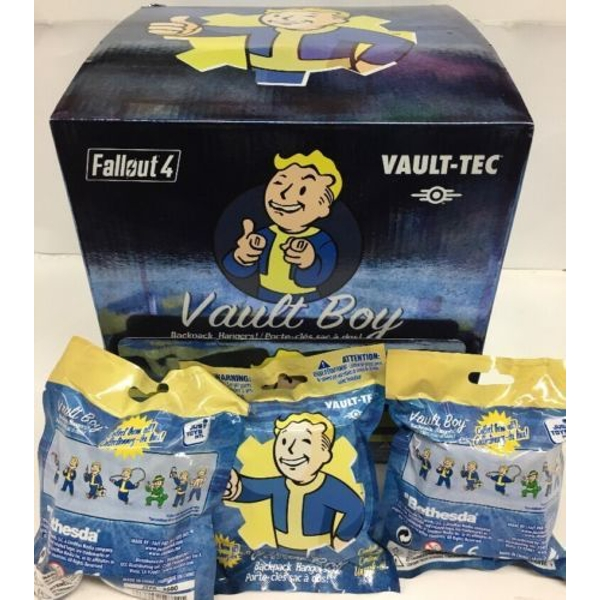 Fallout Vault Boy 3D Hangers (24 Packs)