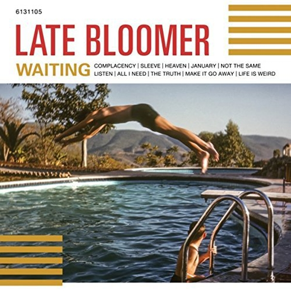 Late Bloomer - Waiting Red  Vinyl