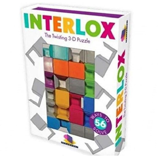 Interlox The Twisting 3D Puzzle Game