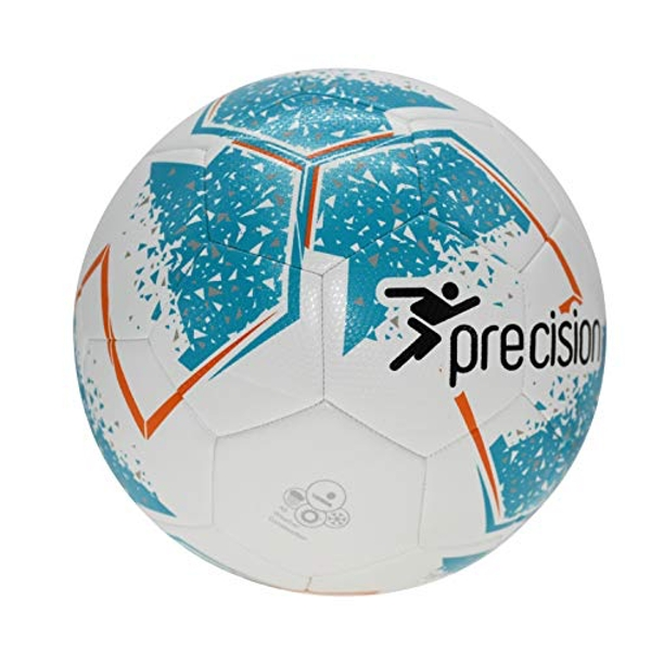 Precision Fusion IMS Training Ball 3 White/Cyan/Orange/Grey