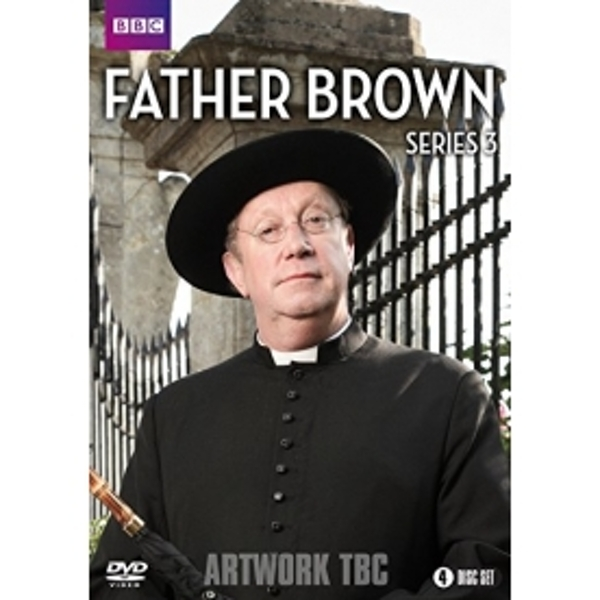 Father Brown Series 3 DVD