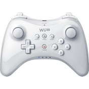 Official Nintendo Classic Pro Controller White Wii U