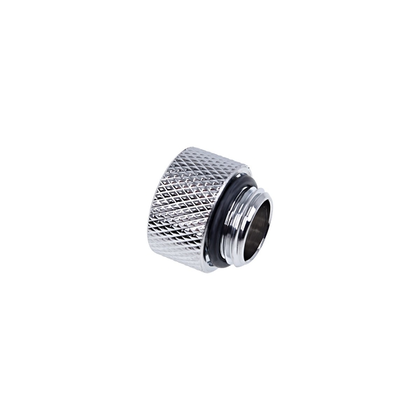 Alphacool Eiszapfen Extension G1/4 AG on G1/4 IG - Chrome
