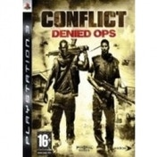 Conflict Denied Ops Game PS3 (Essentials)
