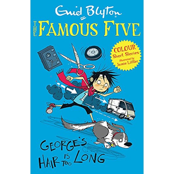 George's Hair Is Too Long by Enid Blyton (Paperback, 2014)